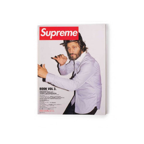 Supreme Japan Book Magazine vol.3