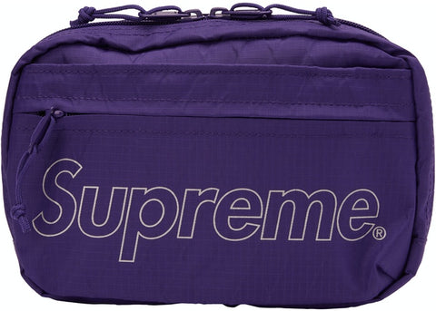Supreme Shoulder Bag Purple (FW18)