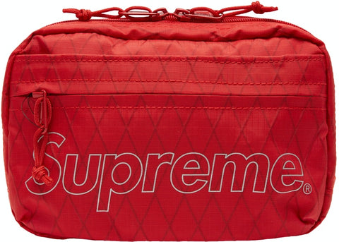 Supreme Shoulder Bag Red (FW18)