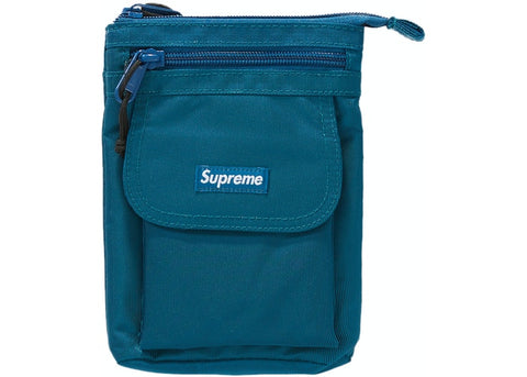 Supreme Shoulder Bag Dark Teal (FW19)