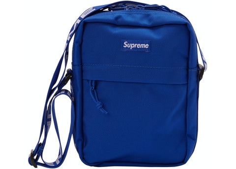 Supreme Shoulder Bag Royal (SS18)