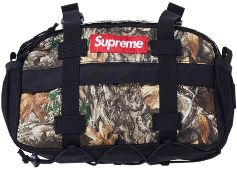 Supreme Waist Bag Real Tree Camo (FW19)