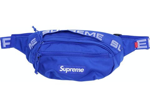 Supreme Waist Bag Royal (SS18)