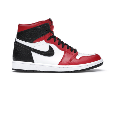 Air Jordan 1 Retro High Satin Snake Chicago (Women)
