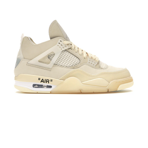 Air Jordan 4 Retro Off-White Sail (Women)