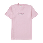 Supreme Bandana Box Logo Tee Light Pink