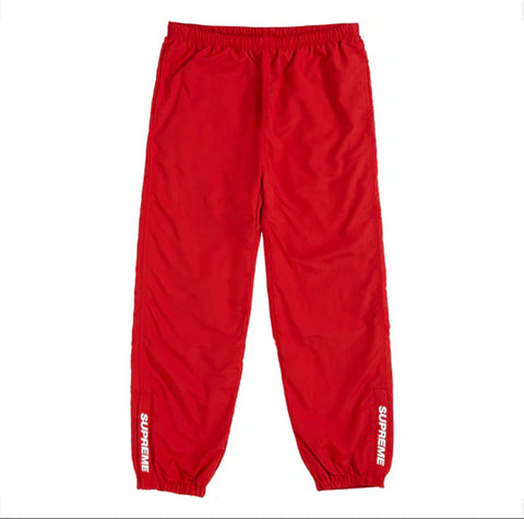 Supreme Warm Up Pant Red (FW18)