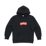 Supreme Comme Des Garcons SHIRT Box Logo Hooded Sweatshirt Black