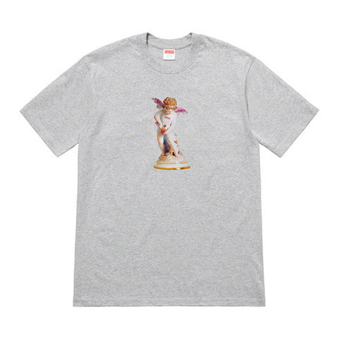 Supreme Cupid Tee Heather Grey