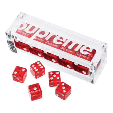 Supreme Dice Set