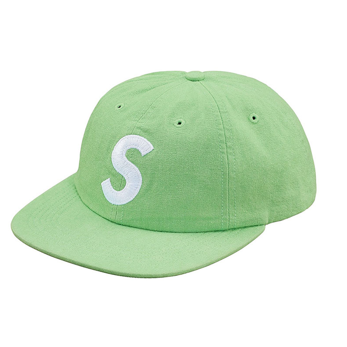 9145d4525c5 Home › Supreme Washed Chambray S Logo 6-Panel Green. Best Seller.  soulland-playtype-break-coffee-mug-white-black