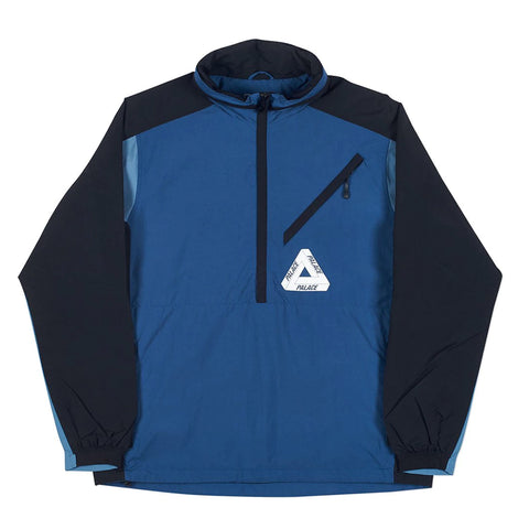 Palace Moorish Shell Top Blue