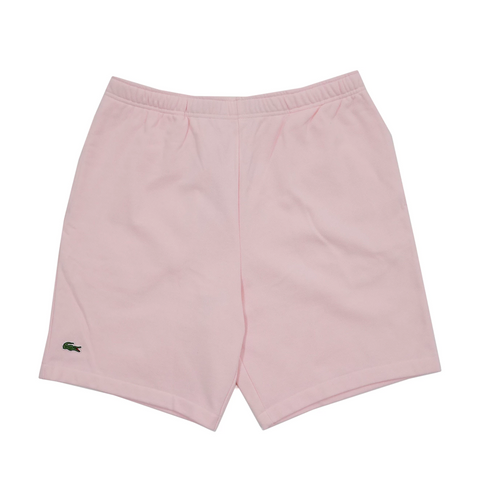 Supreme Lacoste Pique Short Light Pink
