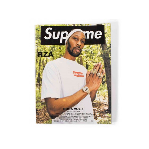 Supreme Japan Book Magazine vol.5