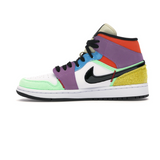 Air Jordan 1 Mid SE Multi-Color (Women)