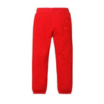 Supreme Tonal S Logo Sweatpant Red