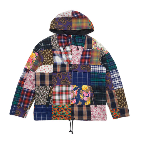 Supreme Patchwork Jacket Multi
