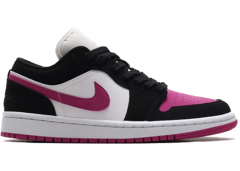 Air Jordan 1 Low Black Cactus Flower (Women)