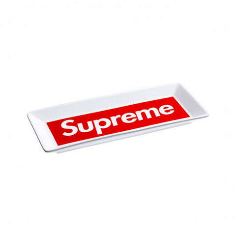 Supreme Ceramic Box Logo Tray