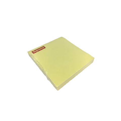Supreme Post it Notes
