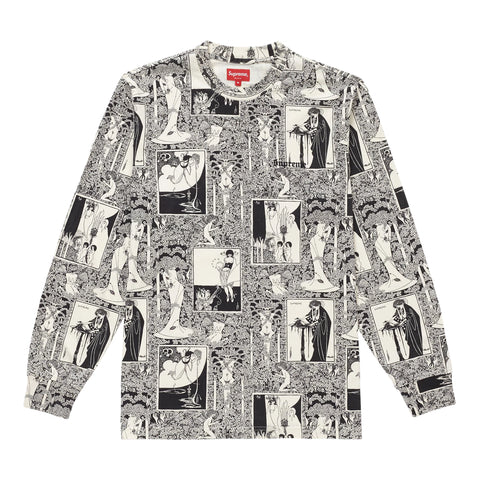 Supreme Salome L/S Top Black