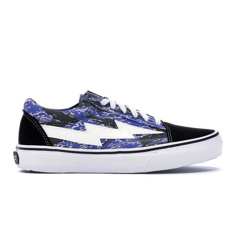 Revenge X Storm Low Top Blue Camo