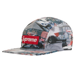 Supreme Grand Prix Camp Cap Multicolor