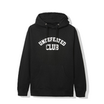 Undefeated x ASSC hoodie black