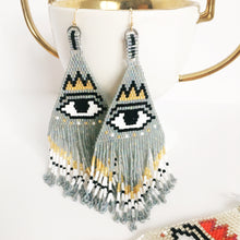 ALL-SEEING EYE EARRINGS