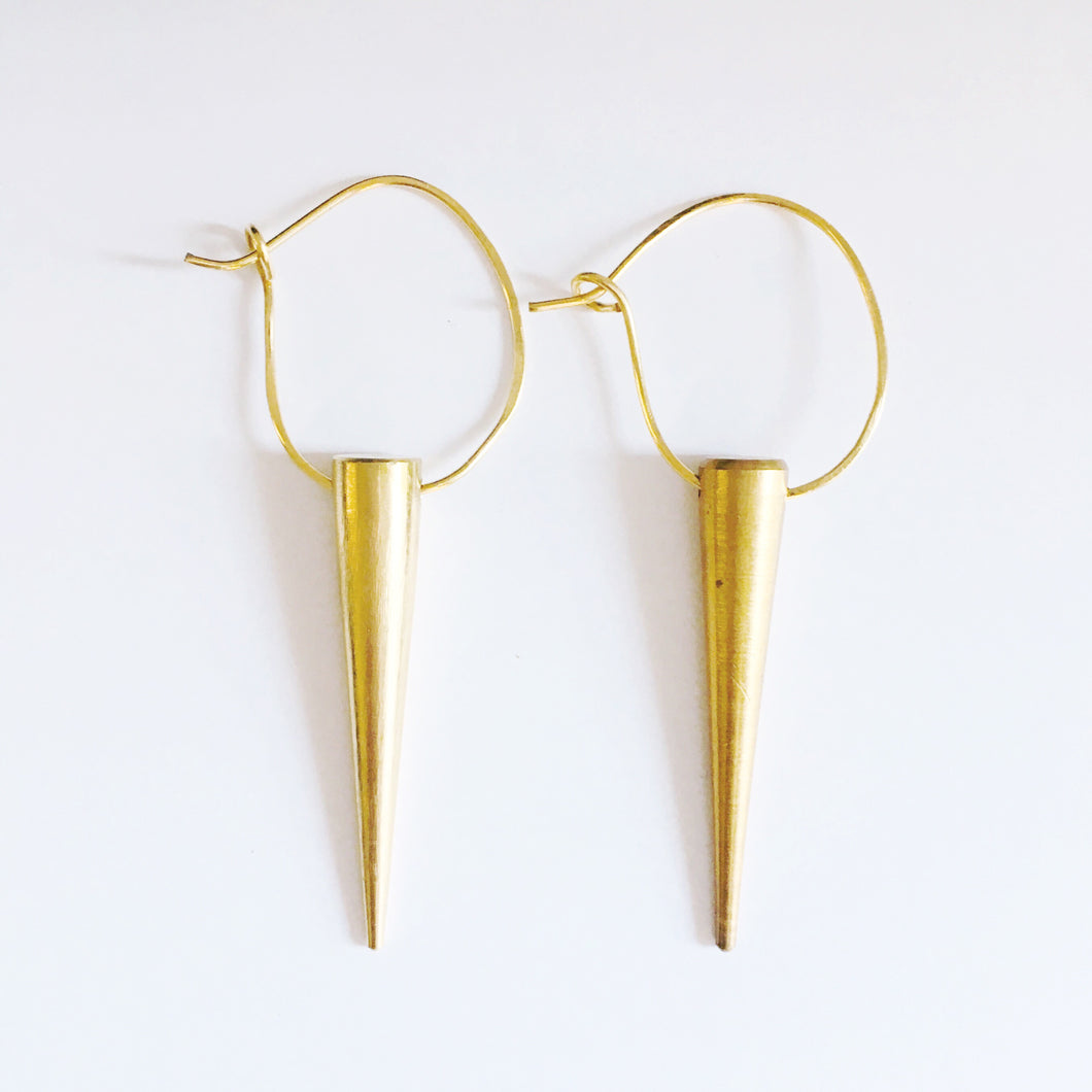 SPIKE THE PUNCH EARRINGS