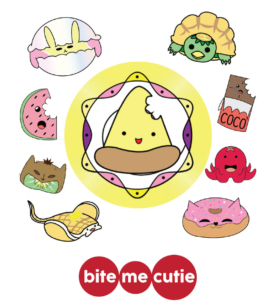 "WELCOME TO THE OFFICIAL ""bite me cutie"" WEBSITE!"