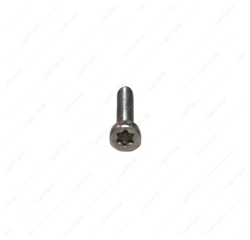 10.00.062 Pan head screw Torx T20 M4x20 As of 04/2004 RATIONAL