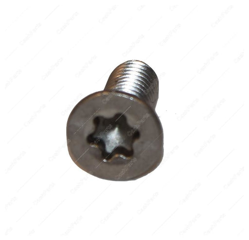 1006.1962 Countersunk screw Torx M6x16 DIN 7991 As of 06/1997 1 packing unit = 10 pcs. RATIONAL