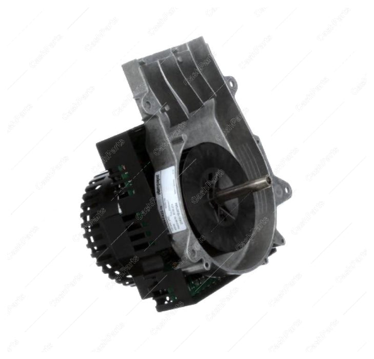 40.00.274P Fan motor with motor shaft gasket SCC line 61-202 100-240V 450W As of 04/2004 replaces 40.00.274 .275 .275P RATIONAL