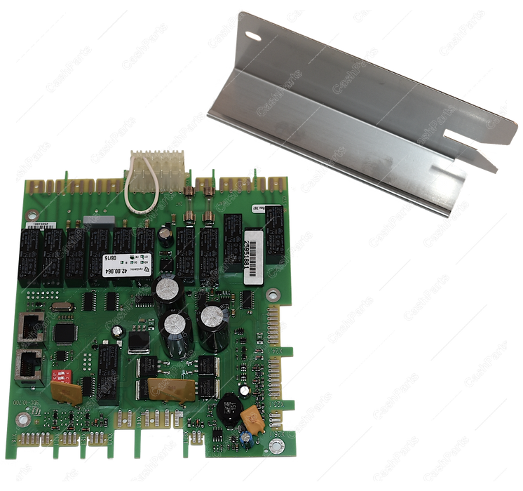 42.00.064P Relay-I/O pcb with protection panel SCC line SCC 61-202 as of 04/2004 replaces 40.00.049P .049 42.00.045 .064 .065 RATIONAL