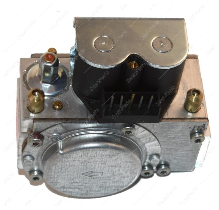 70.00.220 Gas valve GB 055 ND (straight) SCC line 61-202/G *Steam* As of 04/2004 RATIONAL