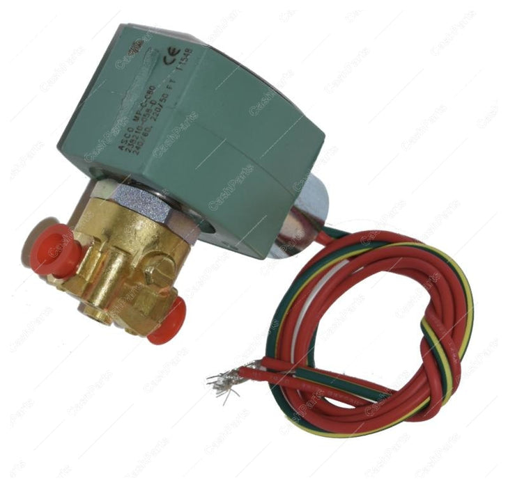 Asc017 1/8In Gas/Water/Oil Solenoid Valve PLUMBING