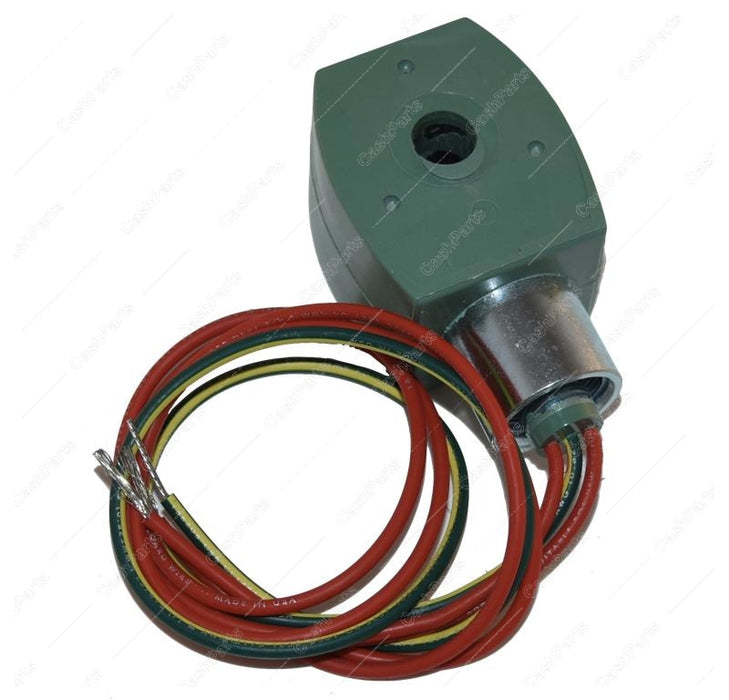 Asc022 240V Solenoid Coil 7/16In Hole PLUMBING
