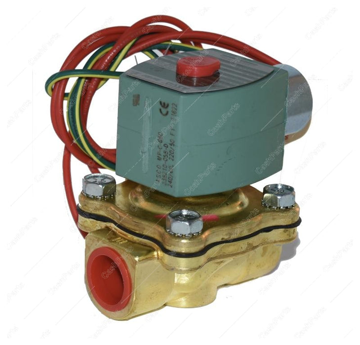 Asc024 1/2In Hot Water Solenoid Valve