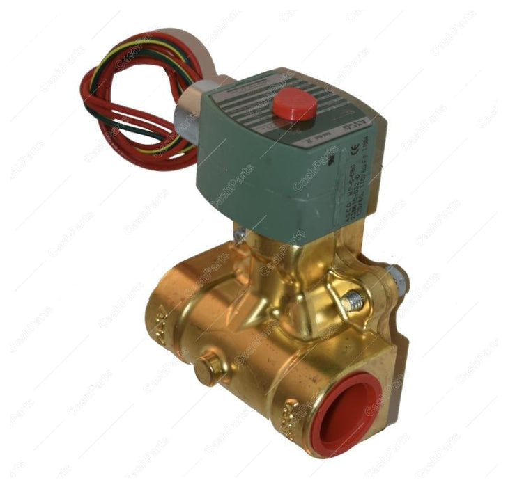 Asc026 1In Fpt Steam Solenoid Valve 120V