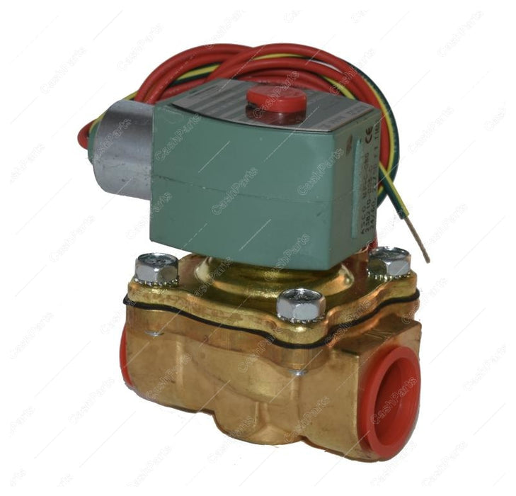 Asc027 3/4In Hot Water Solenoid Valve