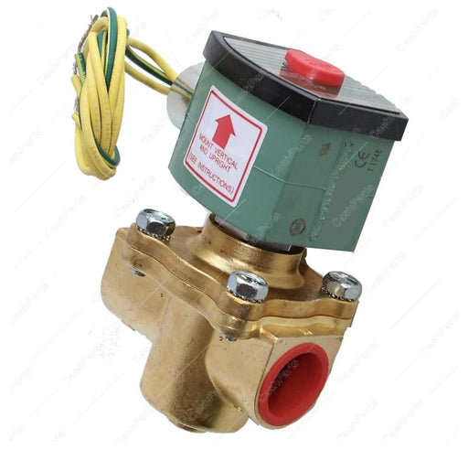 Asc028 3/4In Steam Solenoid Valve PLUMBING