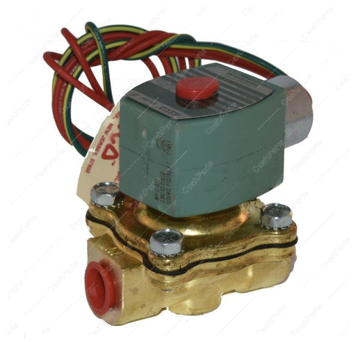 Asc034 3/8In Hot Water Solenoid Valve PLUMBING