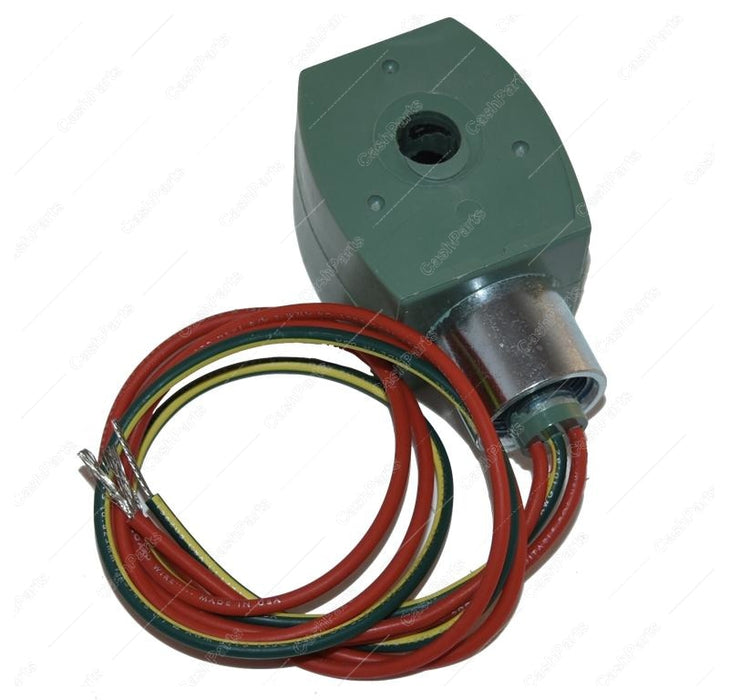 Asc042 24V Solenoid Coil 9/16In Hole