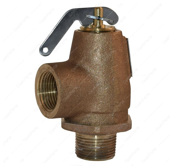 Cbr037 3/4In P/T Relief Valve 550 Lb/Hr