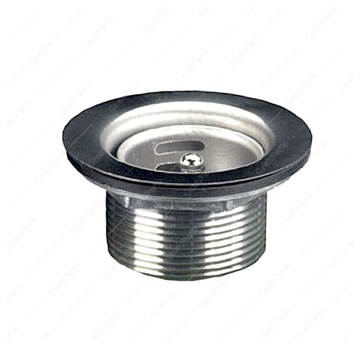 Hrdwr003 S/S Basket Strainer And Drain Assy