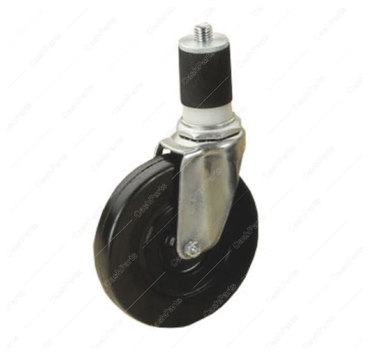 Hrdwr021 Swivel Stem Caster 4In Dia X 1In W