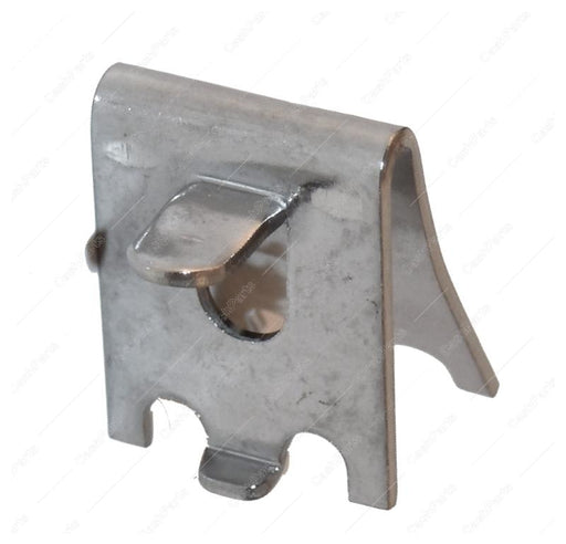 Hrdwr101 Snap-In Stainless Steel Pilaster Clip HARDWARE