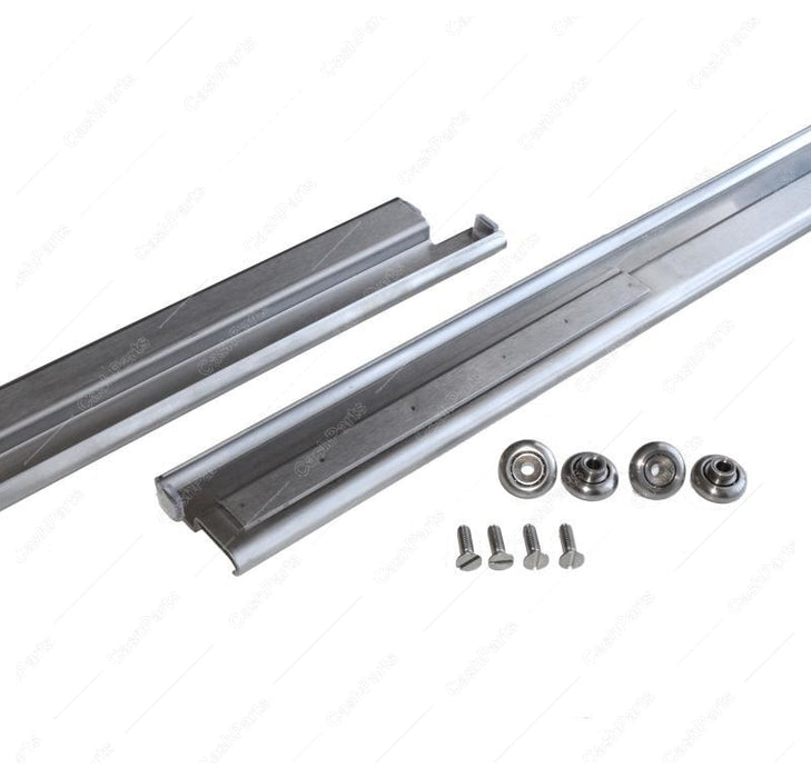 Hrdwr116 Stainless Steel Heavy Duty 26In Drawer Slide
