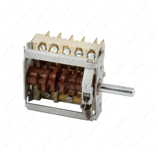 Inf011 6 Heat Rotary Switch Electrical Switches Temperature Controls